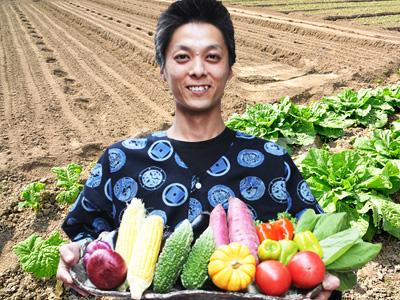 野菜ソムリエが野菜のおいしさをお届け致します